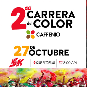 2da Carrera del Color CAFFEINO
